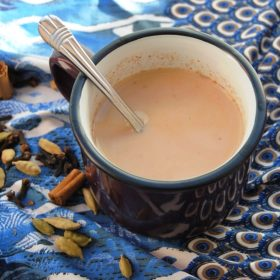 Masala chai recept