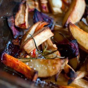 Ajurvedski recept - pečena zelenjava