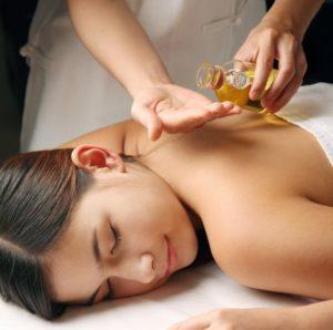 Abhyanga masaža